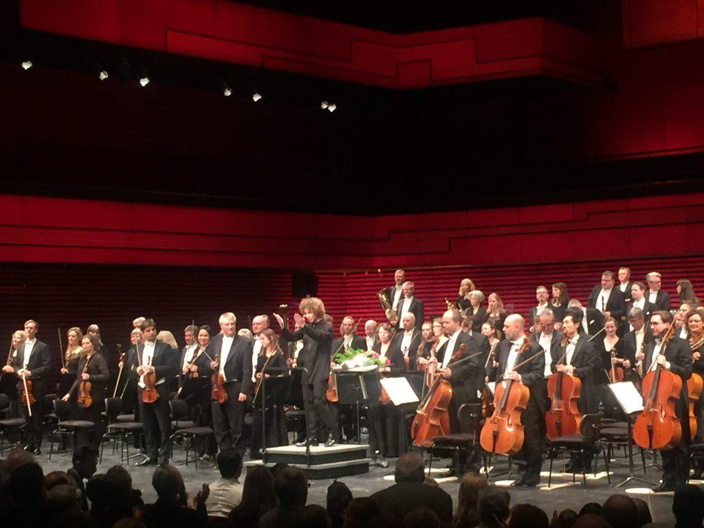 Au Harpa de Reykjavik, merveilles de romantisme avec l'Orchestre symphonique de Göteborg