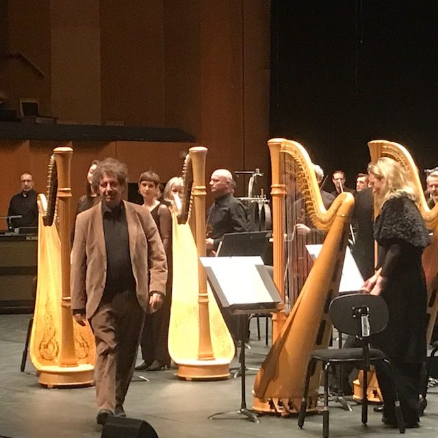 Le Crazy Week-end de la Biennale Musiques en scène 2018 ouvre sur un programme éclectique à l'Auditorium de Lyon