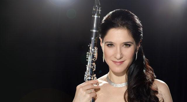Sharon Kam et Matan Porat, un duo de concertistes exceptionnels