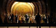 Generale de Un bal Masque de GIUSEPPE VERDI a l'Opera National de Lorraine. Direction musicale : Rani Calderon, Mise en scène : Waut Koeken. Nancy, FRANCE -23/03/2018