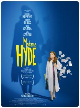 Madame Hyde : Isabelle Huppert et son double-visage électrique, par Serge Bozon