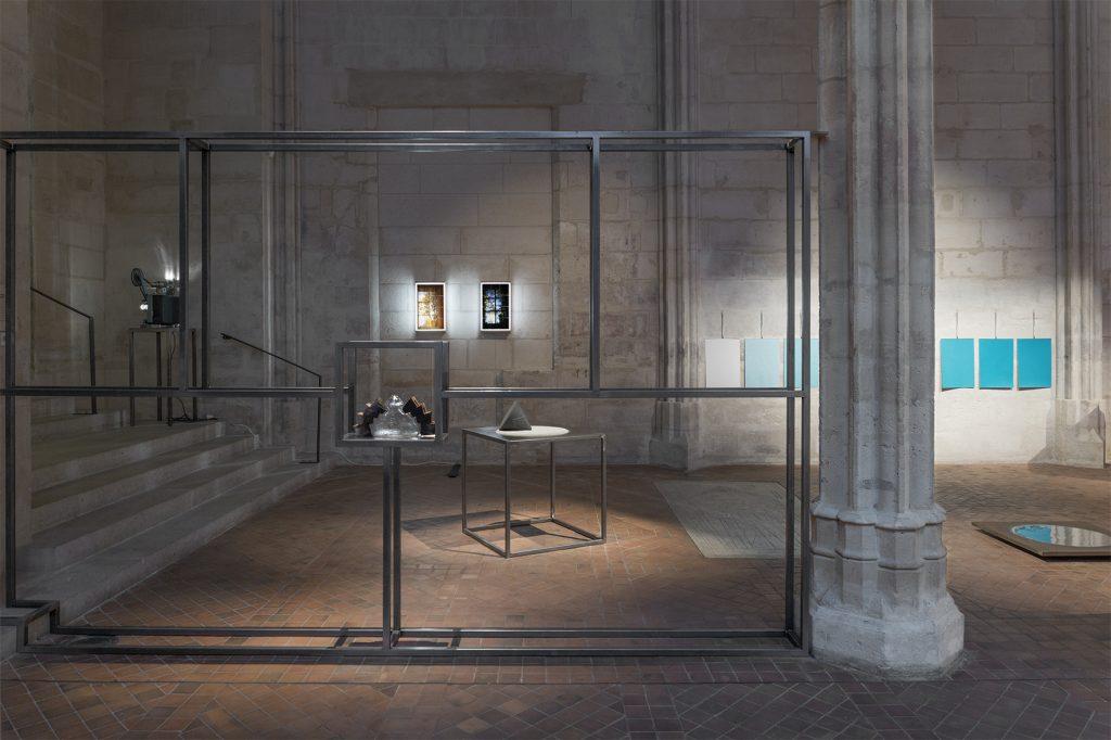 Devenir, l'exposition du Collège des Bernardins
