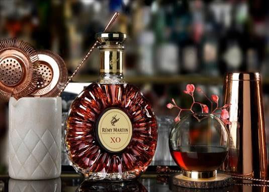 Le cognac Rémy Martin à l'honneur au bar Botaniste