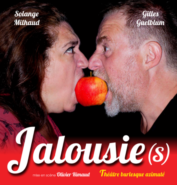 «Jalousies», un thème immémorial galvanisé par un duo burlesque irresistible [Avignon Off]