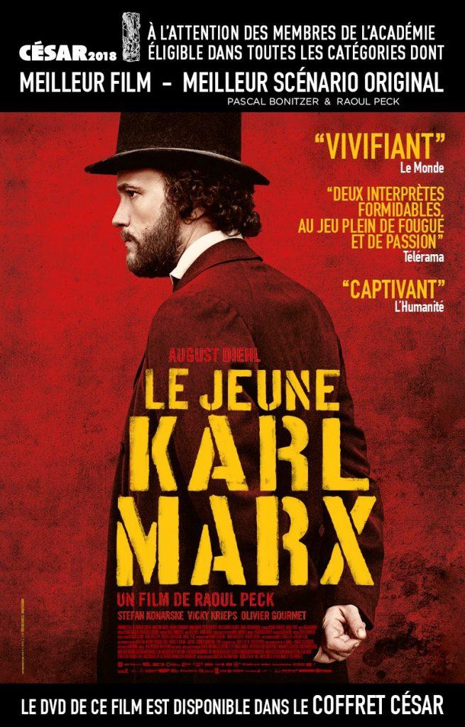 Le Jeune Karl Marx, par Raoul Peck : un film d'idées en costumes [Sortie dvd]