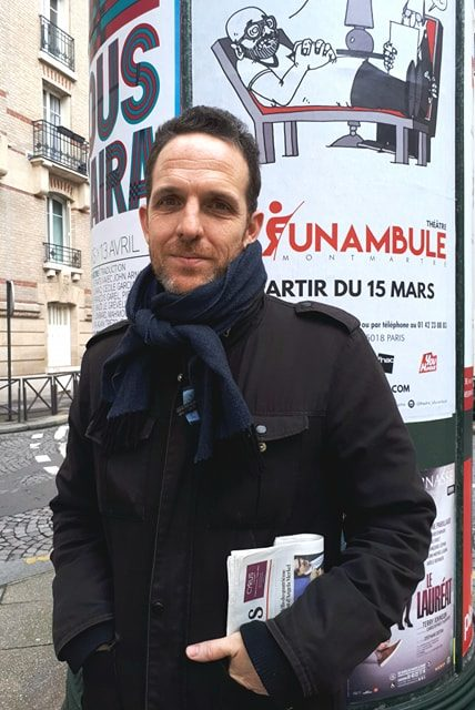 [Interview] Alexandre Kauffmann, immersion dans la « Surdose » parisienne