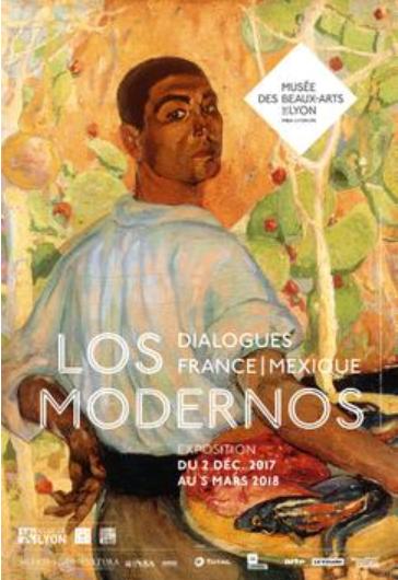 «Los Modernos» : Un dialogue des arts entre France et Mexique au Musée des Beaux Arts de Lyon