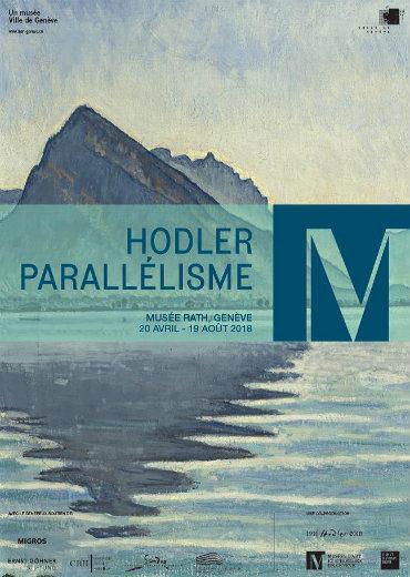 Le parallélisme de Ferdinand Hodler exposé au Musee Rath [Genève]