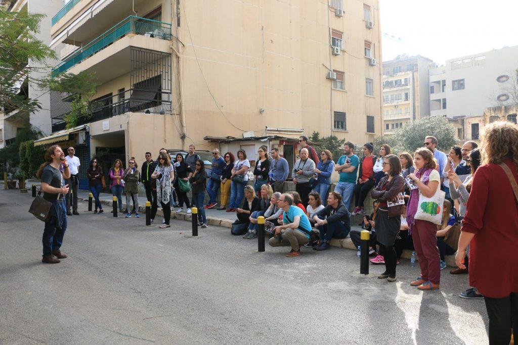 Avec WalkBeirut, un tour de la capitale libanaise pas comme les autres