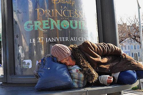 Un crowdfunding organisé par le Samusocial de Paris, pour un lieu d'hygiène et de bien-être destiné aux femmes sans-abris