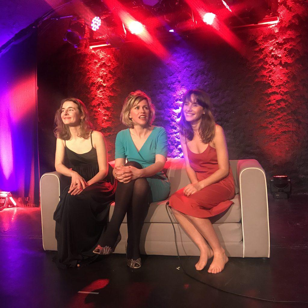 «Sexpowerment» inaugure la série En scène Simone avec élégance, rire et détermination au Sentier des Halles
