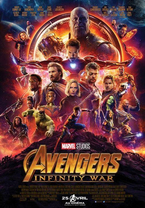 « Avengers : Infinity War », la fin d'un univers…