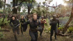 La dernière bataille au Wakanda.