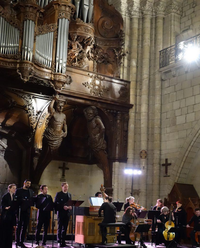 L'orgue, invité d'honneur du printemps angevin