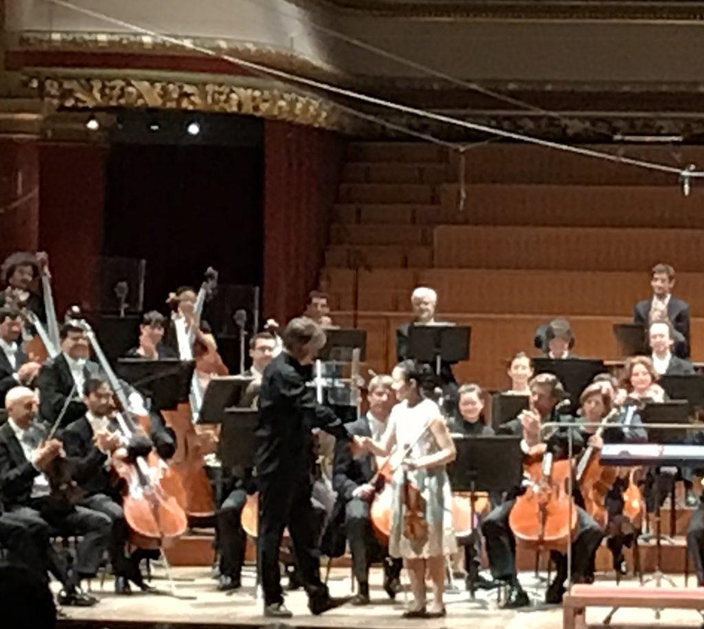 Brûlante Soirée d'ouverture du Concours Menuhin au Victoria Hall de Genève