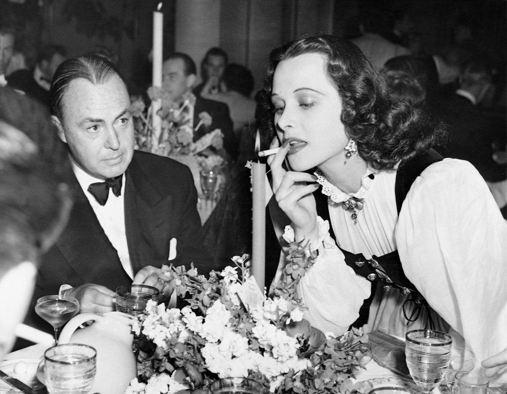 Gagnez 5×1 exemplaire d' Ecstasy and me. La folle autotobiographie d'Hedy Lamarr