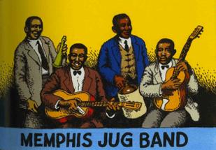 Le pain des pauvres de Memphis s'appelle le Blues, retour sur The Memphis Jug Band