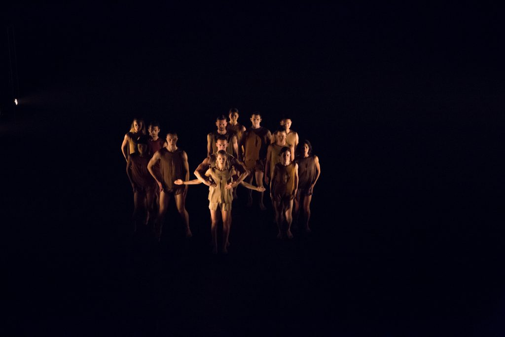 Sydney Dance Company: le vide et la virtuosité
