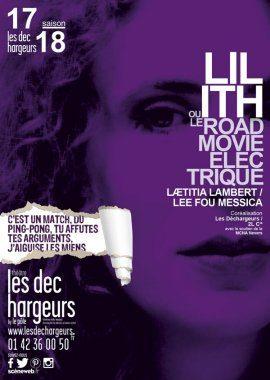 Lilith de Laetitia Lambert au Déchargeurs