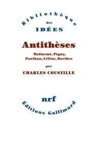 Antithèses : Charles Coustille sort l'exercice de son académisme