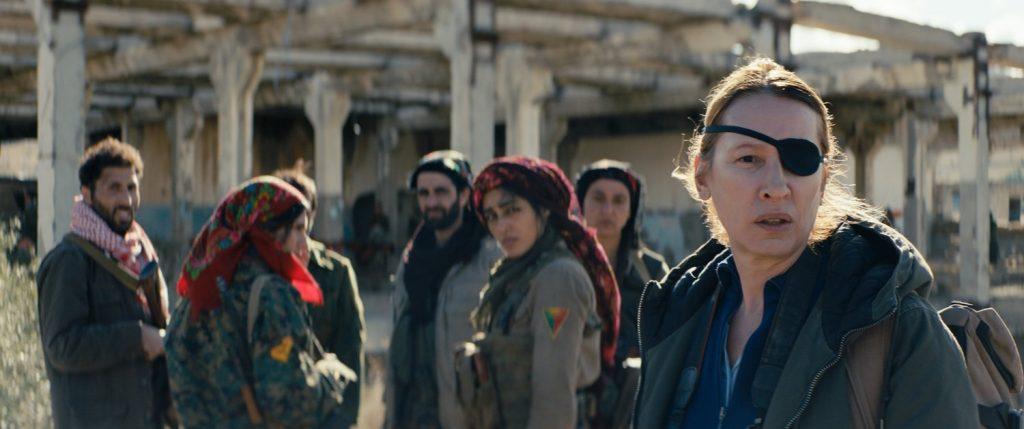 Cannes 2018, en compétition : «Les filles du soleil», Éva Husson divise avec un film de guerre féminin et hollywoodien