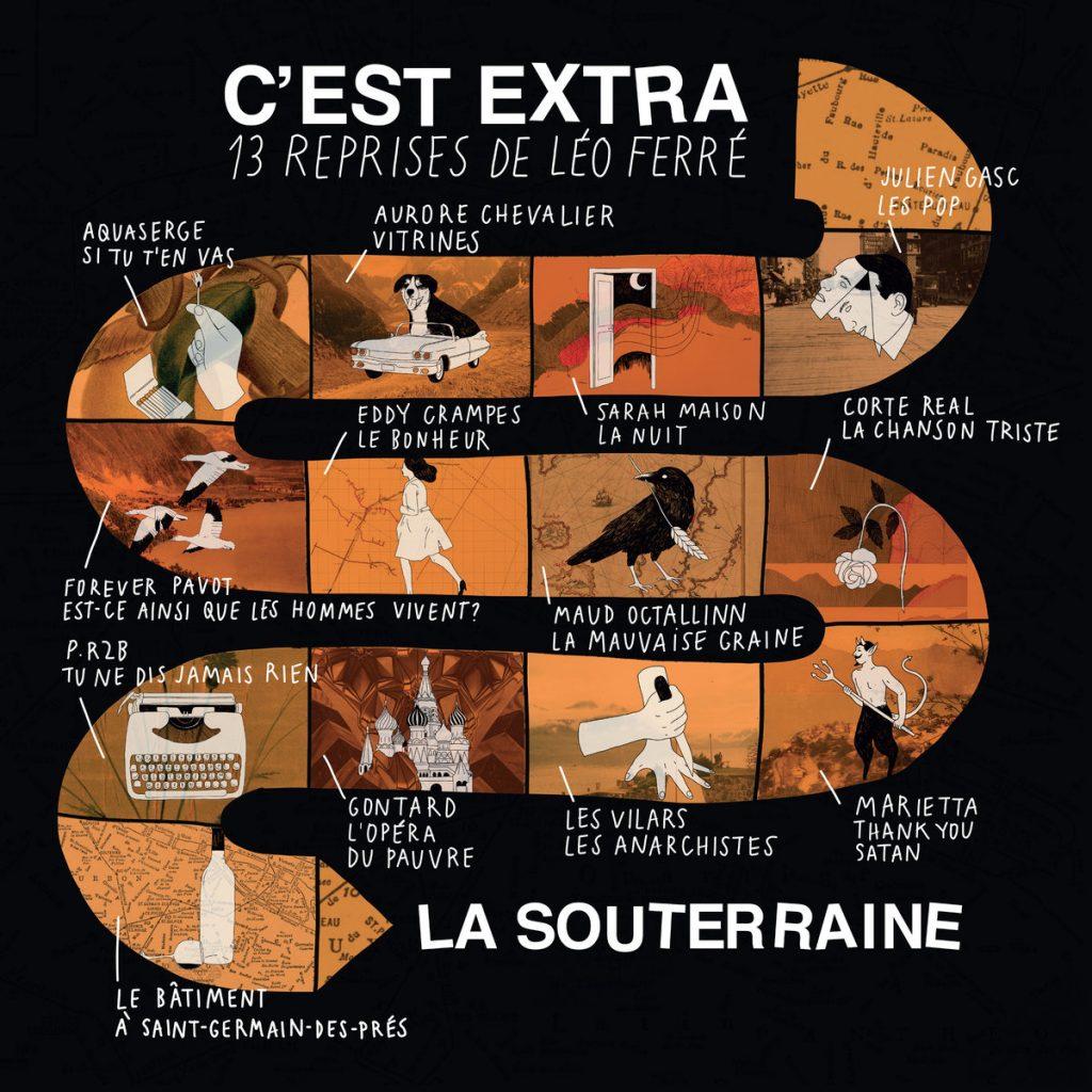 Mai 68: la mémoire musicale de Léo Ferré en deux albums.