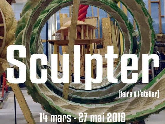Sculpter (faire à l'atelier), à Rennes