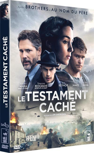 Gagnez 2 DVDs du film LE TESTAMENT CACHÉ