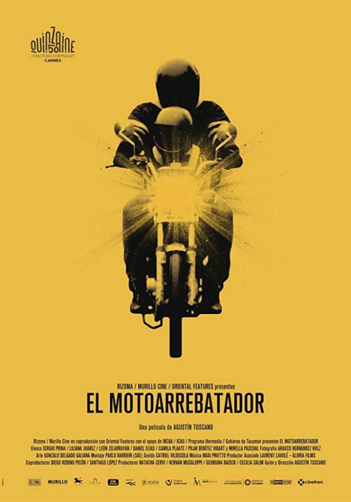 Cannes 2018, Quinzaine : « El Motoarrebatador », la quête de rédemption d'un gentil malfrat