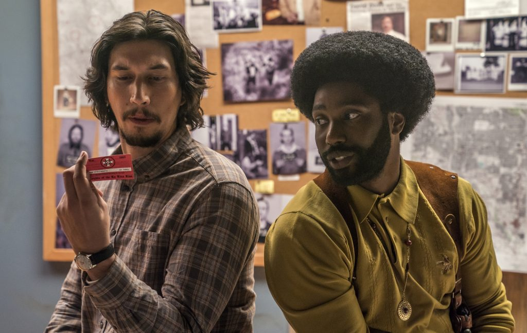 Cannes 2018 : BlacKkKlansman de Spike Lee en immersion manichéenne dans le Ku Klux Klan