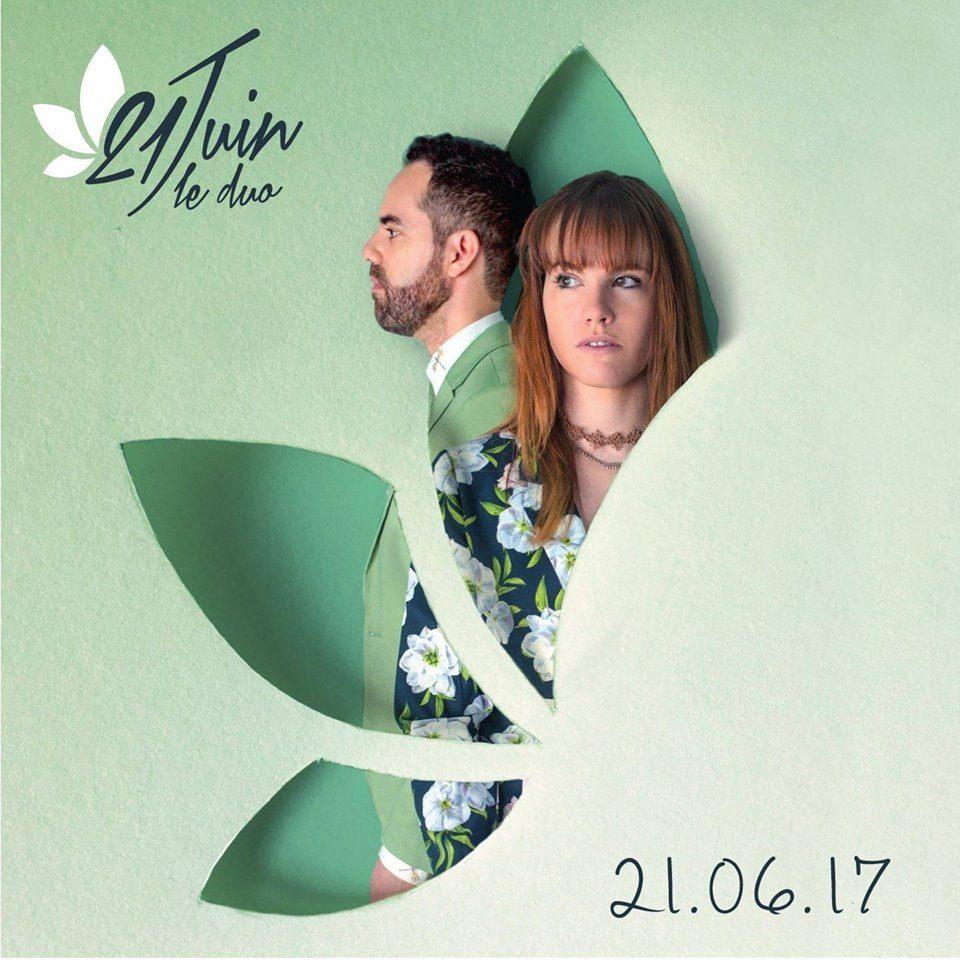 Rencontre avec «21Juin le duo», un couple dans la vie comme dans la musique ! [Interview]