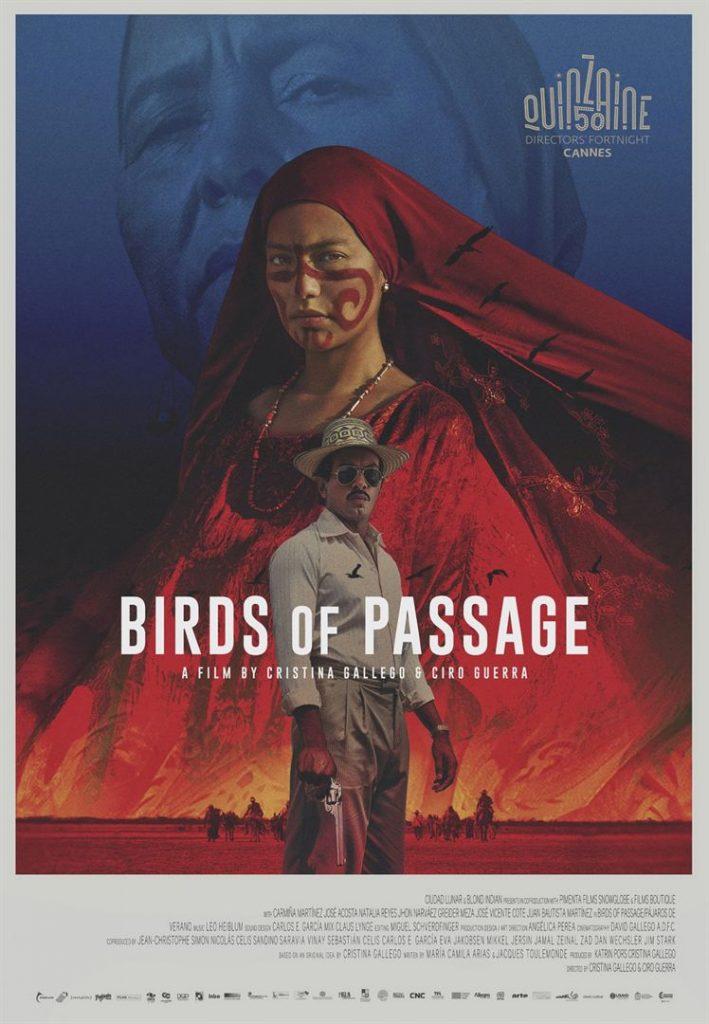 Cannes 2018, Quinzaine des réalisateurs : « Les oiseaux de passage », plongée intense au sein des cartels de drogue colombiens.