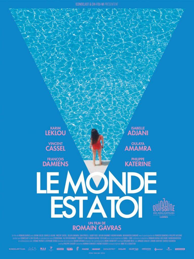 Cannes 2018, Quinzaine des réalisateurs : « Le monde est toi », un casting de choc dans une brillante comédie noire