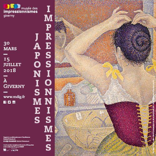 Gagnez 20 places pour 2 personnes pour Japonismes / Impressionnismes au Musée des Impressionnismes Giverny