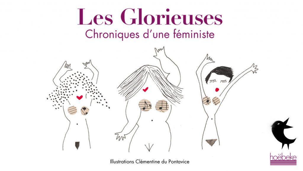 «Les Glorieuses, Chroniques d'une féministe» Rebecca Amsellem construit sa conscience féministe