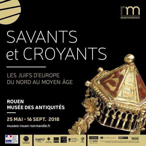 Gagnez vos entrées pour l'exposition Savants et Croyants au Musée des Antiquités à Rouen