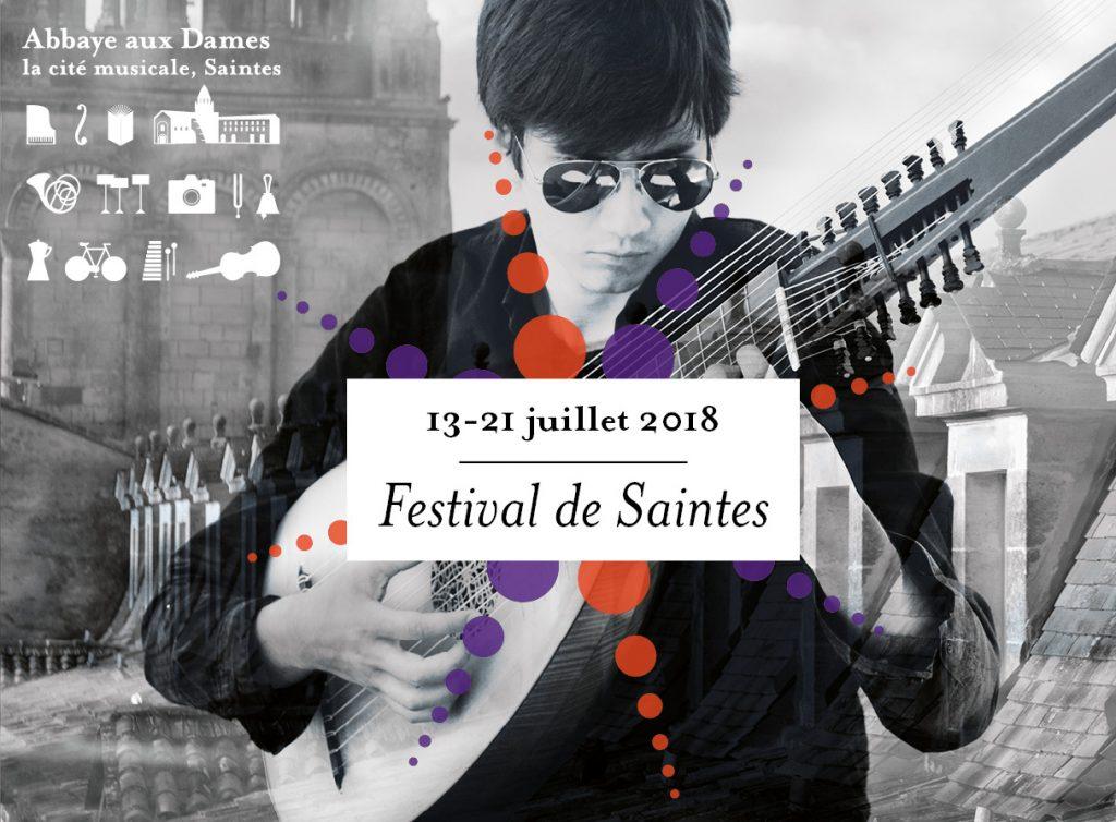 Gagnez 3×2 places sur le concert n°25 du festival de Saintes (le 20 juillet)