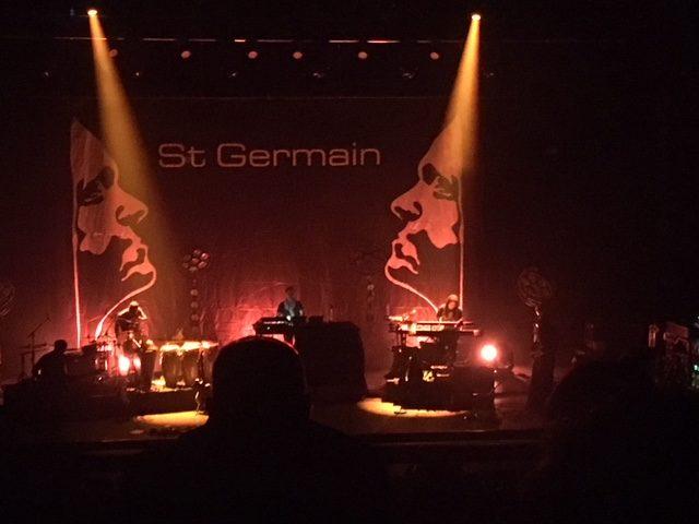 Le jazz so chic de St Germain au Grand Rex