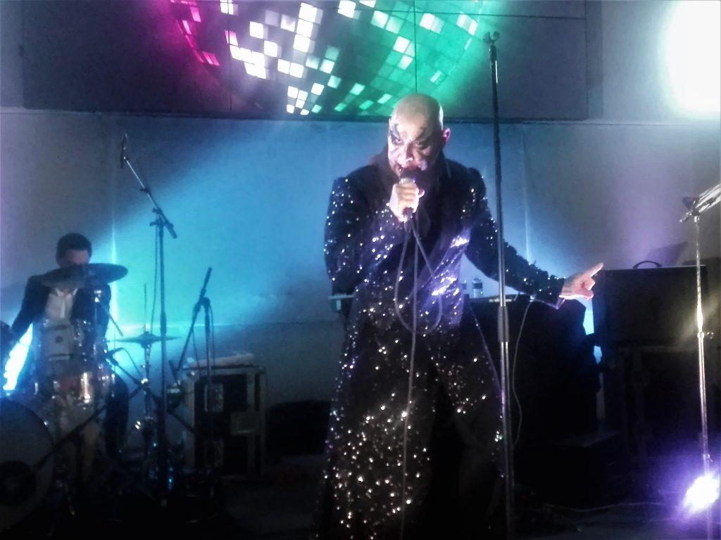Jean-Luc Verna inaugure le Week-end de l'Art Contemporain de Toulouse
