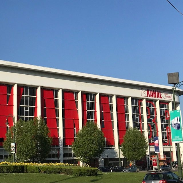 Kanal : 35 000 m² d'Art Contemporain dans un Parking de Bruxelles avec le Centre Pompidou