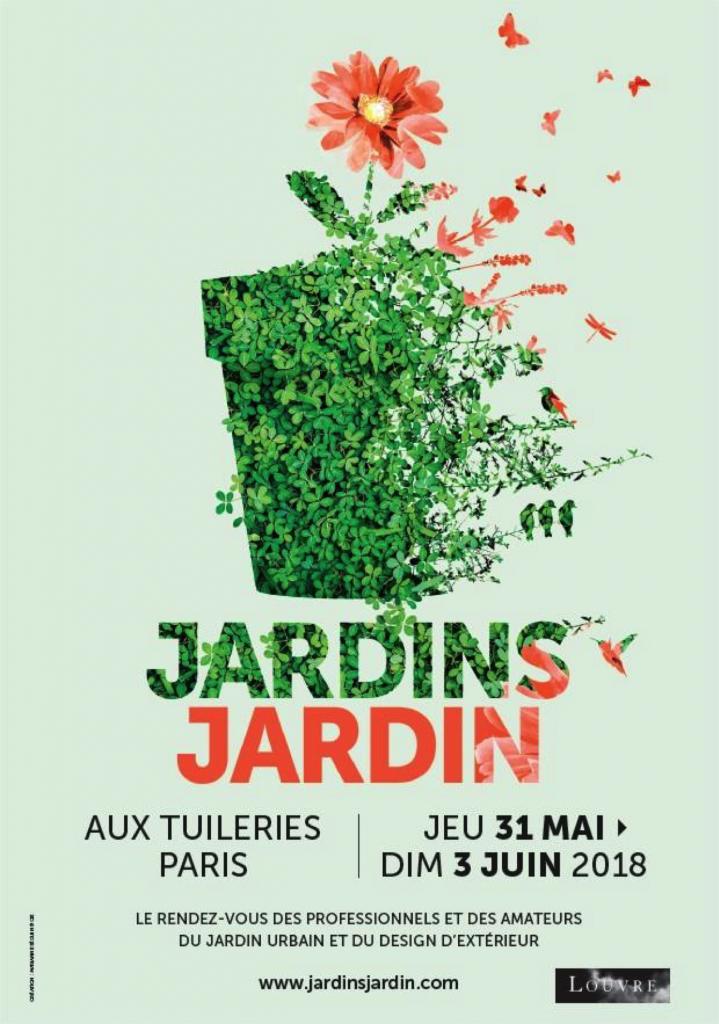 Expérimentations végétales aux Tuileries