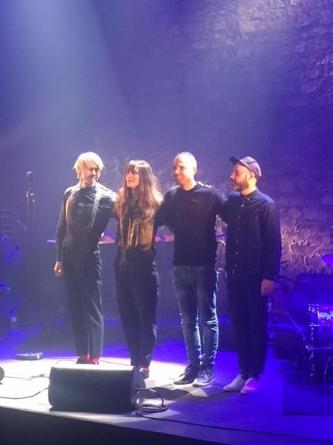 Marie Modiano en concert : la fille « de » … qui nous émeut