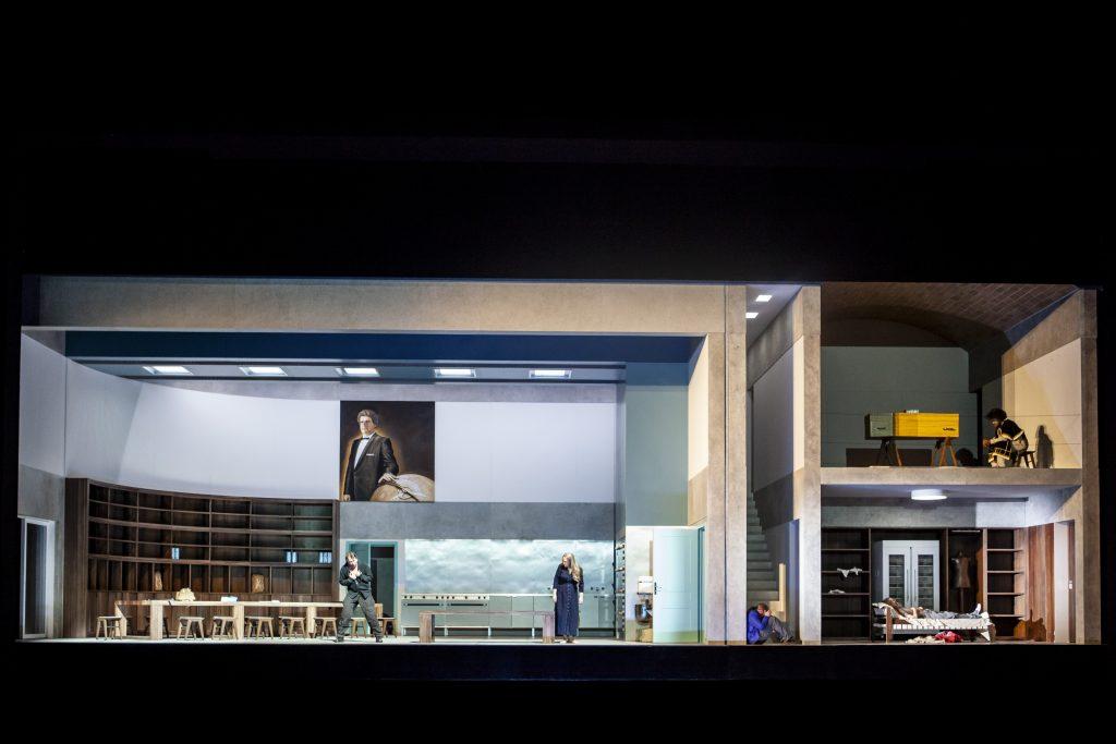 « Parsifal » à l'Opéra de Paris : là où souffle l'esprit, là est le temple