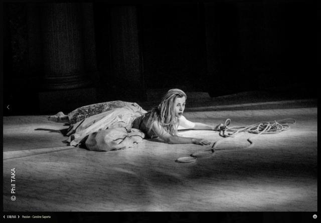 Marceline Lartigue : une  femme, une artiste flamboyante