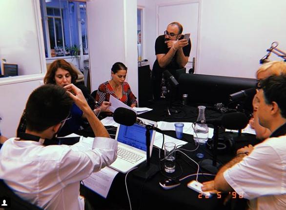 Toute La Culture invite ANTOINE DESROSIÈRES sur Radio Néo