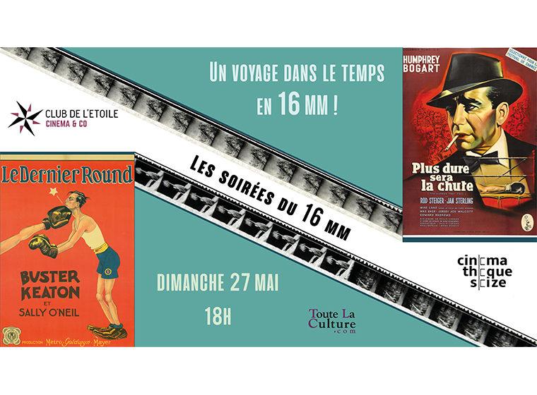 Gagnez 5×2 places pour la Soirée 16 mm : La boxe au cinéma (27/05/2018)