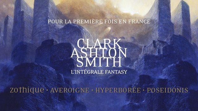 « Zothique » de Clark Ashton Smith : Tout un monde lointain