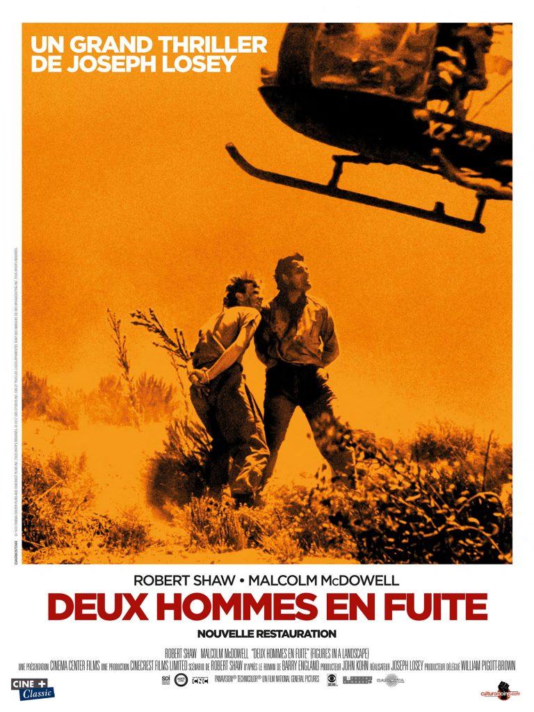 Sortie dvd : «Deux hommes en fuite» traque impressionniste par Joseph Losey