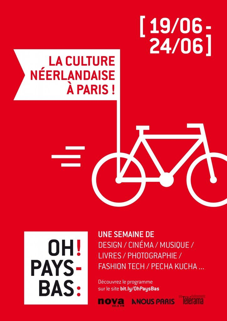 Oh! Pays-Bas du 19 au 24 juin: une semaine festive pour célébrer un pays créatif et innovant