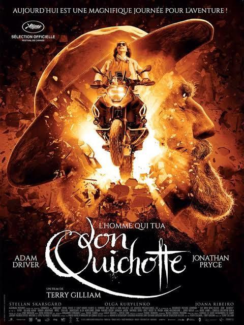 Cannes 2018 : «L'Homme qui tua Don Quichotte» de Terry Gilliam enfin diffusé après 17 ans de malédiction